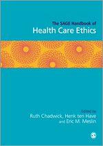 Téléchargez le livre :  The SAGE Handbook of Health Care Ethics