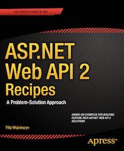 ASP.NET Web API 2 Recipes
