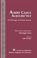Téléchargez le livre :  Albert Camus Aujourd'hui