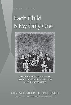 Téléchargez le livre :  Each Child Is My Only One