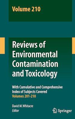 Reviews of Environmental Contamination and Toxicology Volume 210