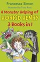 Download this eBook A Monster Helping of Horrid Henry