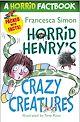 Download this eBook Horrid Henry's Crazy Creatures