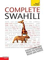 Download this eBook Complete Swahili Beginner to Intermediate Course