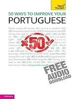 Download this eBook 50 Ways to Improve your Portuguese: Teach Yourself