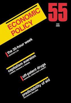 Economic Policy 55
