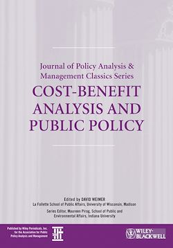 Cost-Benefit Analysis and Public Policy