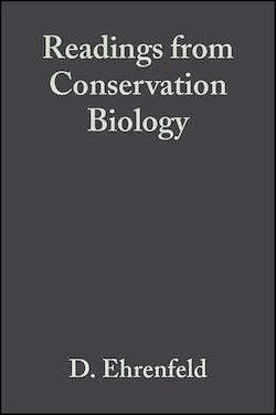 To Preserve Biodiversity (Readings from Conservation Biology)