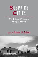 Download this eBook Subprime Cities