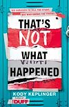 Download this eBook That's Not What Happened