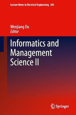 Informatics and Management Science II
