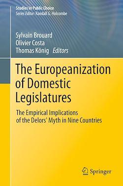 The Europeanization of Domestic Legislatures