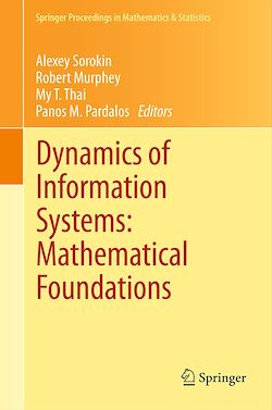 Dynamics of Information Systems: Mathematical Foundations