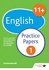 Download this eBook 11+ English Practice Papers 1