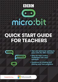 Download the eBook: Micro:Bit – A Quick Start Guide for Teachers