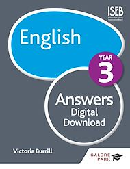 Download the eBook: English Year 3 Answers