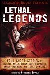 Télécharger le livre :  Mammoth Books presents Lethal Legends