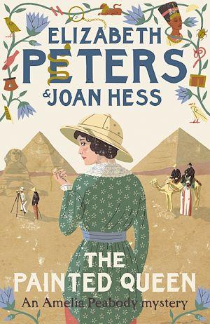 Téléchargez le livre :  The Painted Queen