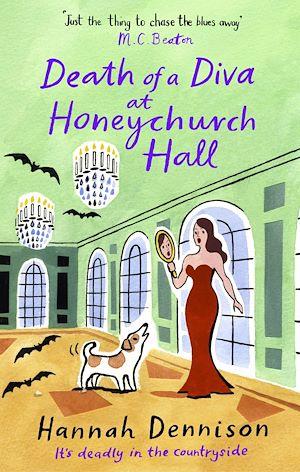 Téléchargez le livre :  Death of a Diva at Honeychurch Hall