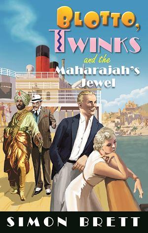 Téléchargez le livre :  Blotto, Twinks and the Maharajah's Jewel