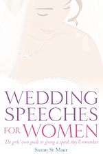 Download this eBook Wedding Speeches For Women