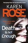 Télécharger le livre :  Death Is Not Enough (The Baltimore Series Book 6)