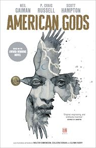 Download the eBook: American Gods: Shadows