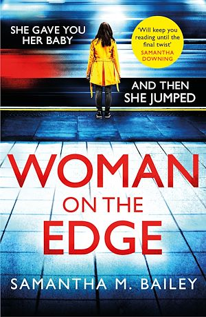 Téléchargez le livre :  Woman on the Edge