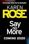 Télécharger le livre :  Say No More (The Sacramento Series Book 2)