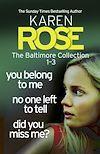 Télécharger le livre :  The Baltimore Collection: Books 1-3