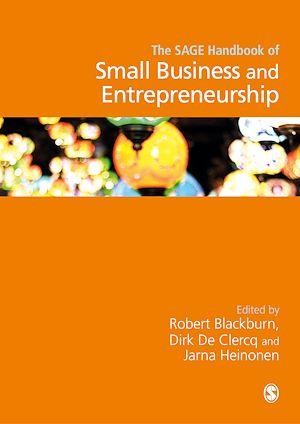 Téléchargez le livre :  The SAGE Handbook of Small Business and Entrepreneurship