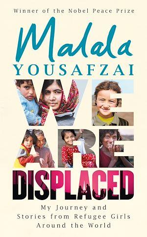 Téléchargez le livre :  We Are Displaced