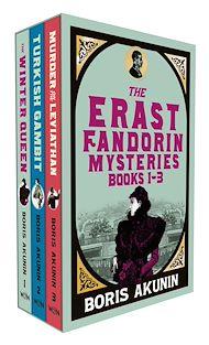 Téléchargez le livre :  The Erast Fandorin Mysteries