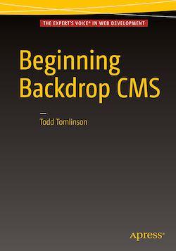 Beginning Backdrop CMS
