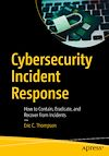 Download this eBook Cybersecurity Incident Response