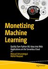 Download this eBook Monetizing Machine Learning