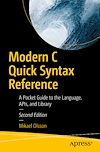 Download this eBook Modern C Quick Syntax Reference