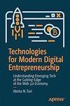 Télécharger le livre :  Technologies for Modern Digital Entrepreneurship