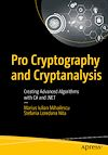 Télécharger le livre :  Pro Cryptography and Cryptanalysis