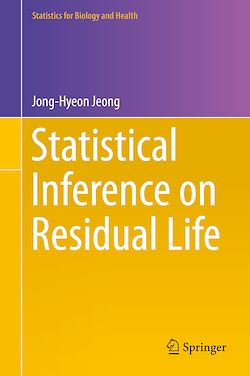 Statistical Inference on Residual Life