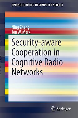 Security-aware Cooperation in Cognitive Radio Networks