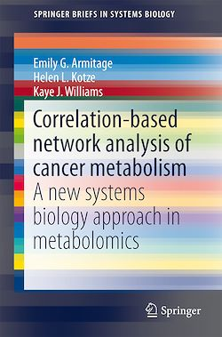 Correlation-based network analysis of cancer metabolism