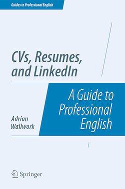 CVs, Resumes, and LinkedIn