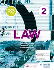 Download the eBook: OCR A Level Law Book 2