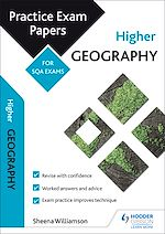 Download this eBook Higher Geography: Practice Papers for SQA Exams