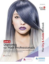 Download the eBook: The City & Guilds Textbook Level 2 Diploma for Hair Professionals for Apprenticeships in Professional Hairdressing and Professional Barbering