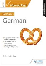Download this eBook How to Pass National 5 German: Second Edition