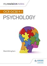 Download this eBook My Revision Notes: OCR GCSE (9-1) Psychology