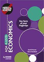 Téléchargez le livre :  Need to Know: AQA A-level Economics