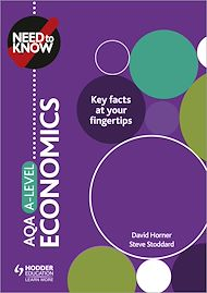 Download the eBook: Need to Know: AQA A-level Economics